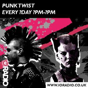 Punk Twist with Paul on IO Radio 301117