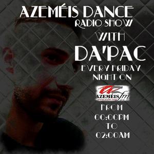 Azeméis Dance Radio Show - Da'Pac - 16-12-2016