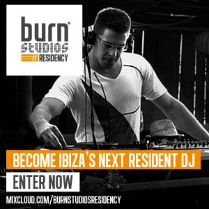 Burn Studios Resydency - Schamain Alcazar mixtape