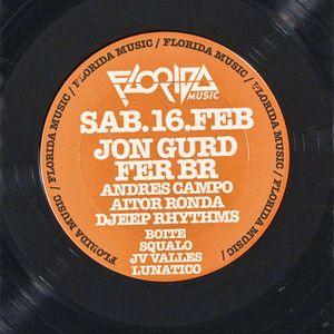 Djeep Rhythms Florida 135 Warm Up 16 Feb 2013 ( Previous )