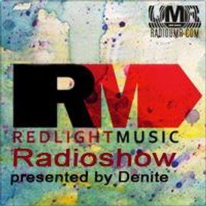 RedLightMusic Radio Show on UMR Radio  || Denite  || 13/03/14