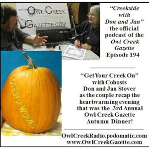Creekside with Don and Jan, Episode 194