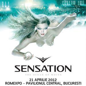 Mauro Picotto - Live @ Sensation The Ocean Of White Bucharest (Romania) 2012.04.21.