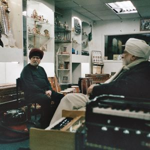 9/16 (4/11) #ImmigrantLandscapes Bina Musical - Kirpal & Kuldeep - Southall - Sikh Talk & Hark1karan