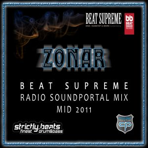 zonar@beat-supreme/radio soundportal mid 2011