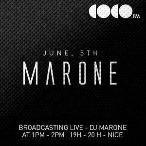 Marone - Amnesty Podcast 001