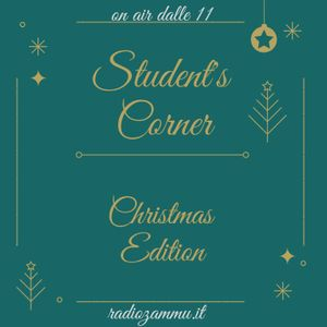 Student's Corner 20/12/2016 - Christmas Edition