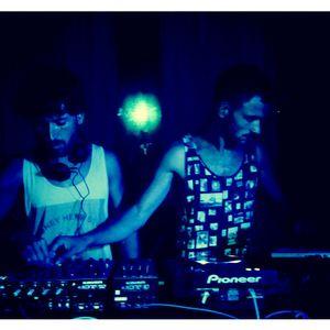 Isbel & Jon  (24.04.13 ) - finca am @ Ibiza Global Radio