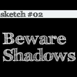 Mothman - Sketch #02 Beware Shadows