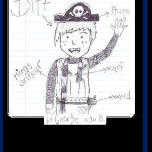 Biff the Pirate King: ep 1