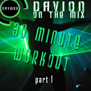 Davion on The Mix - 30 Minute Workout pt 1