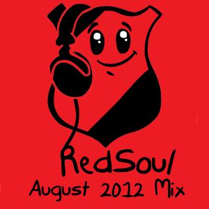 RedSoul August 2012 Mix
