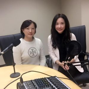 星島中文電台 主持人劉宜芳專訪 美國豎琴協會Sonya老師