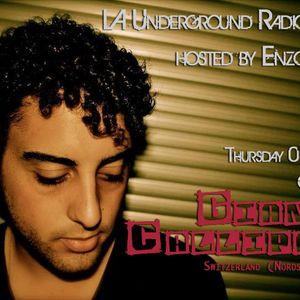 LA Underground Radio Show w/ GIANNI CALLIPARI (Nordstern/Basel) hosted by Enzo Muro