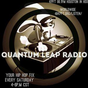 QUANTUM LEAP RADIO: Leap Thirty-Three (Apr. 22, 2017