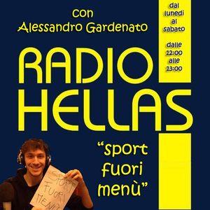 Puntata di Sport Fuori Menù in diretta da Sport EXPO Verona - 17-03-14