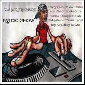DJ MR FINGERZ Throwback 80s / 90s