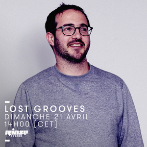 """Lost Grooves Radio Show #60 Rinse Fr  (2 hours strictly 7"""" selection)"""
