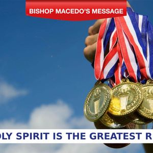 Day 11 - The Holy Spirit Is The Greatest Reward