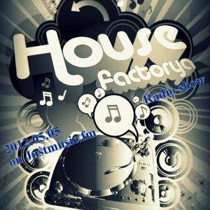 HouseFactorya Live - Steve Deluxe (JustMusic.FM) 2012.05.05