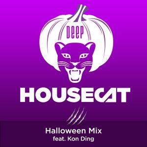 Deep House Cat Show - Halloween Mix - ft. Kon Ding