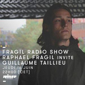 Raphael Fragil Invite Guillaume Taillieu - 16 Juin 2016