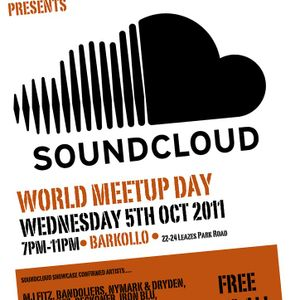 Soundcloud Global Meet Up Mix