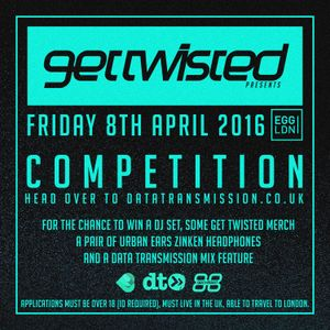 Get Twisted DJ Competition - Sándor