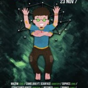 Drinko @ Steppics, Botterhalle Diksmuide 23/11/2012
