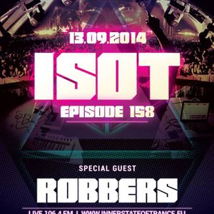 Inner State Of Trance Episode 158 Mixed By Robbers