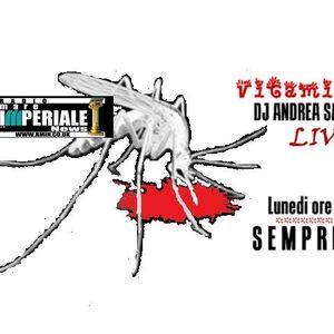 VITAMINA Dj Andrea Sabato live on RMIN RADIO MARE IMPERIALE NEWS 17.09.12