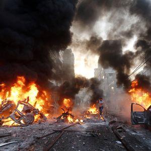 L'Europe doit être préservée ( War Ambient Martial Noise Sampler)