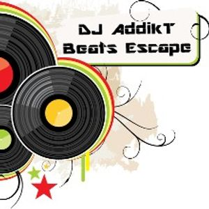 DJ AddikT - Beats Escape #10 [Promotional Mix]