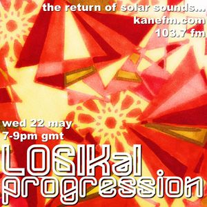 LOGIKal Progression #15 by Logik - Drum & Bass - Kane 103.7 FM 22/05/19