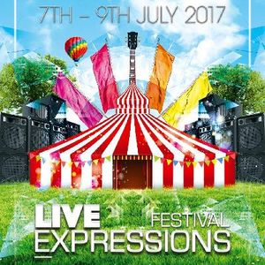 Nick Hudson (Live Expressions Festival, 7th July 2017)