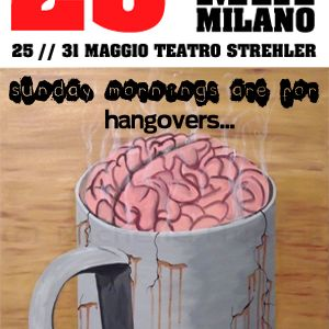 V@LeRiC for 25° MIX FESTIVAL - Sunday Mornings Are For Hangovers!