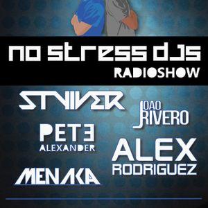 NoStressDj's RadioShow 102 FM Rádio | Guest Artist 16/02/2013