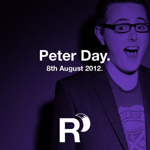 Peter Day - 8th August 2012