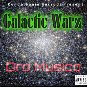 GALACTIC WARZ .E.P. By DRO MUSICO