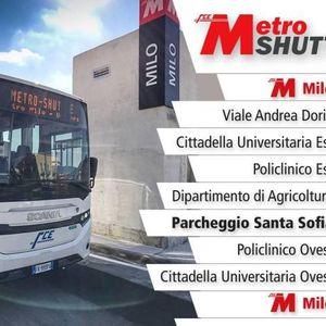 Mobilità a Catania: Arriva Metro Shuttle