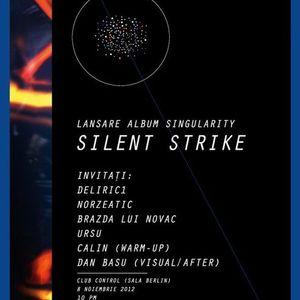 Calin Warm-up SET @ Silent Strike @ CTRL 08.11