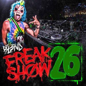 Freak Show Podcast Vol. 26