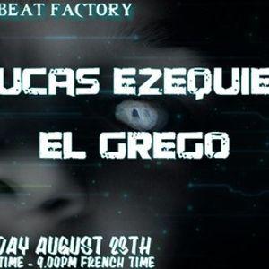 Dark Beat Factory #032 - Lucas Ezequiel & El Grego