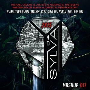 Calfan vs Swedish House Mafia vs Dannic - We Are Your Friends Save The World (Da Sylva Mashup)