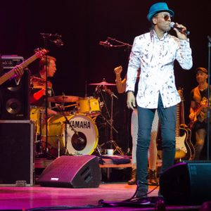 The Funk & Soul Revue Shalamar Special - 7th April 2015