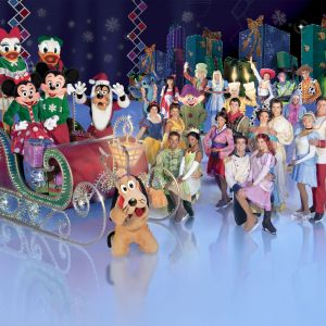 #005 - Disney On Ice, Disney Movie Sequels & Other exciting news!