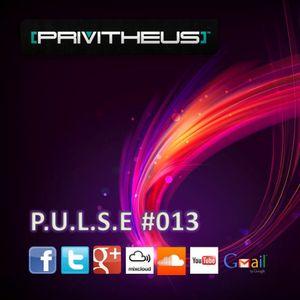 P.U.L.S.E #013