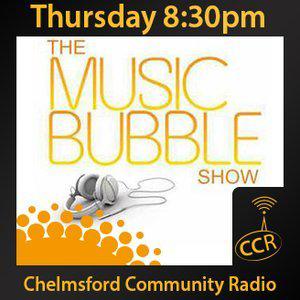 The Music Bubble Show - @YourMusicBubble - Bubble - 12/02/15 - Chelmsford Community Radio