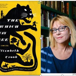 The Which Way Tree, interview with author Elizabeth Crook, broadcast March 12, 2019
