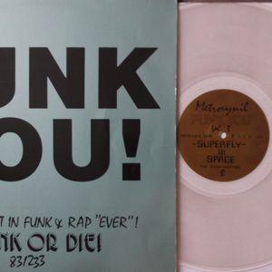 The Fantastic Funk Milestones Special feat. Webster, El Topo, Funky Fresh Mike and Thury Tonarm